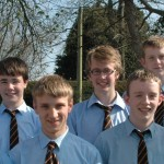 Ardscoil Ris Rowing Team 2011